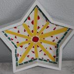 mozaiek in een vorm